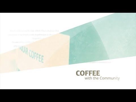 Liberty Public Schools Coffee with the Community from March 15, 2018