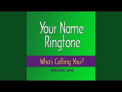 Chris Calling You Ringtone - male