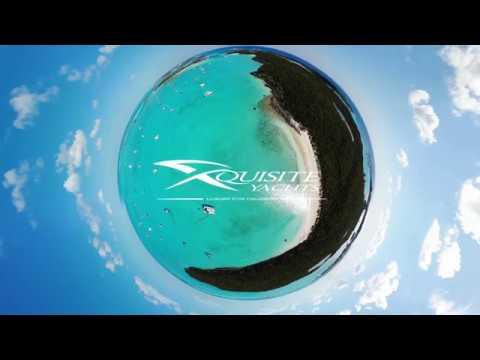 Xquisite X5 in the Bahamas (drone video)