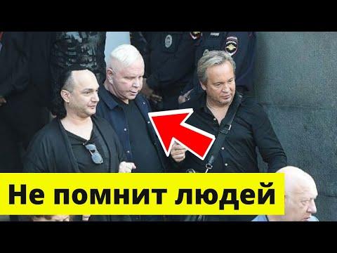 Друзья рассказали о состоянии Бориса Моисеева