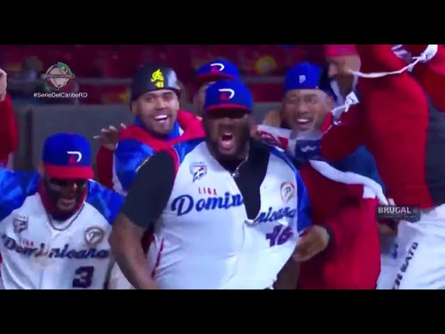 Jugadas destacadas: Criollos de Caguas vs Águilas Cibaeñas - Final Serie del Caribe 2021