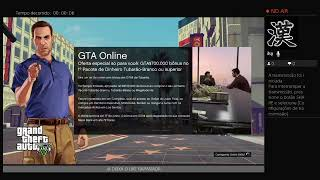 JOGANDO GTA5 ONLINE