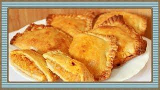 Пирожки печеные с мясом рецепт!