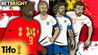 FIFA World Cup 2018™: 'Group G' Tactical Preview