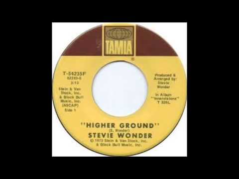 Stevie Wonder   Higher Ground   1973