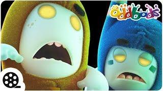 Zombie Apocalypse | Oddbods - Halloween Special | Spooky Cartoons For Children