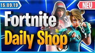 🥊 NEW BOXER SKIN IN SHOP 🛒 - Fortnite Daily Shop (15 septembre 2019)