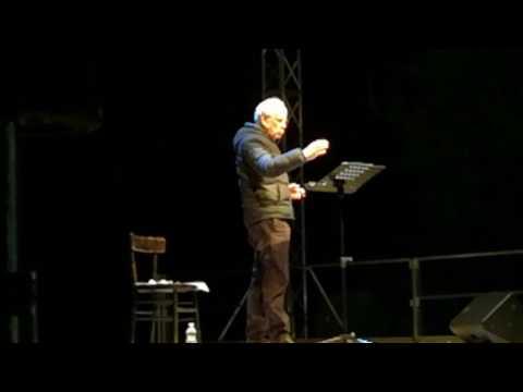 Tony Servillo _ 'a Livella' - Vaglio Basilicata
