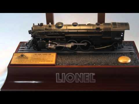 eBay: Lionel Hudson 700E Animated Locomotive Train Desktop Table Lamp