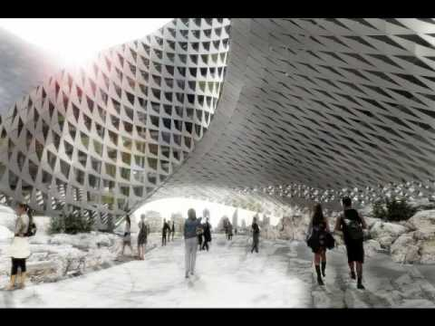 BJARKE INGELS - National Library in Astana, Kazakhstan