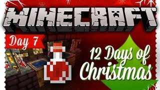 """BREWING"" 12 Days of Christmas Minecraft Special - DAY 7"