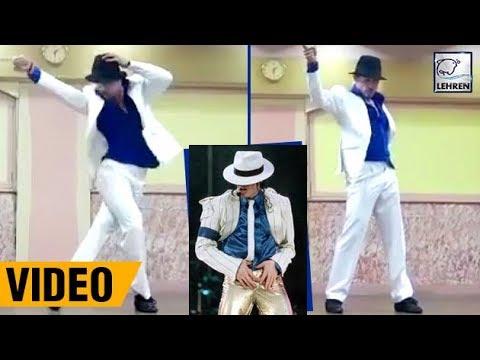 Tiger Shroff's Touching Tribute To Michael Jackson On His 60th Birth Anniversary | LehrenTv Mp3