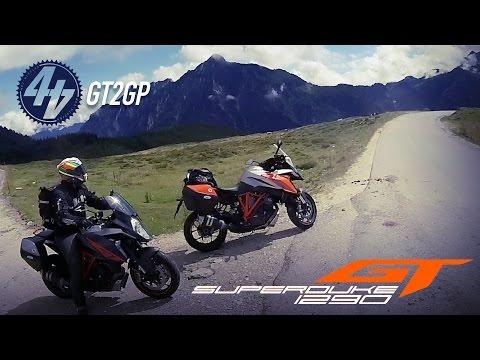 Austrian MotoGP Special | Super Duke GT to GP | EP02