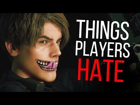 Resident Evil 2: 10 Things Players HATE