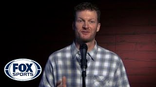 Drivers Poke Fun at Jay Mohr: Driver Stand-Up