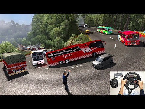 scania-bus-driving-with-steering-wheel-+-gear-shifter-|-euro-truck-simulator-2-with-bus-mod