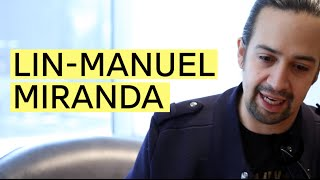 Hamilton: Lin-Manuel Miranda On The Play
