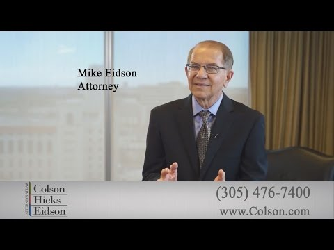 What Kinds of Cases Does Your Law Firm Handle? Miami Attorney Explains
