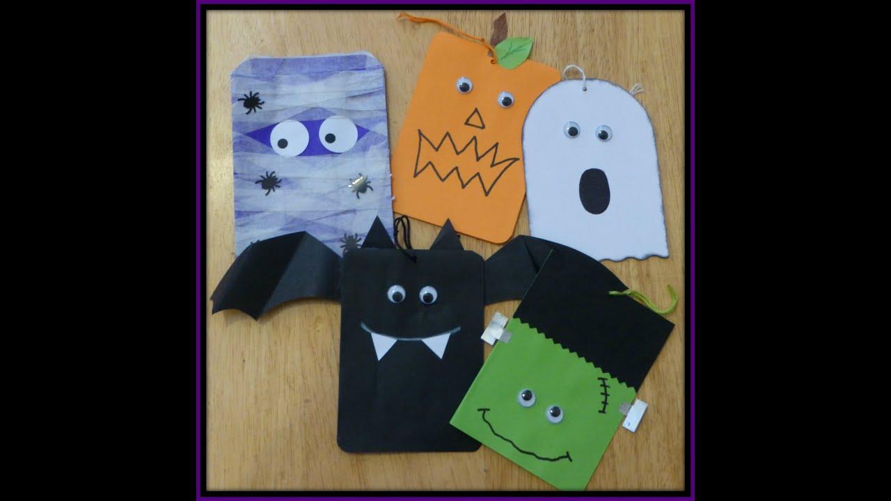 tutorial tarjetas y sobre kawaii para da de muertoshalloween cards youtube - Halloween Dia
