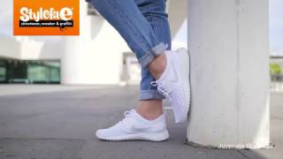 Nike Juvenate Women Sneaker white (On-Feet) @Stylefile