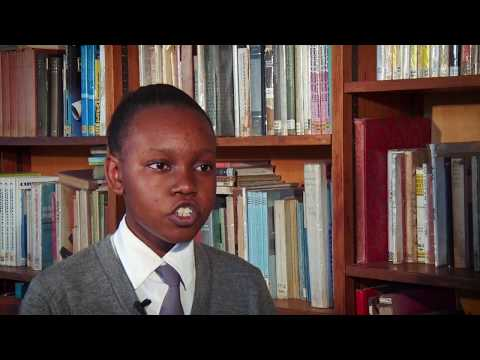 Anindo Murunga, 17 year student invests in the NSE and farming   Valuraha