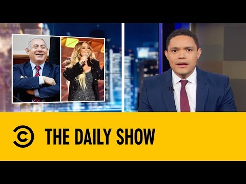 Benjamin Netanyahu's Strange Corruption Charges | The Daily Show with Trevor Noah