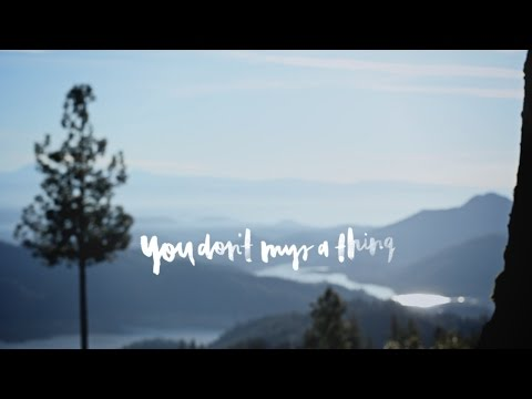 You Don't Miss A Thing (Song Story) - Amanda Cook | We Will Not Be Shaken