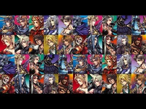Ultimate Final Fantasy Battle Medley.