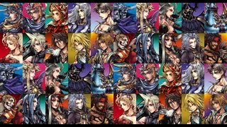 Repeat youtube video Ultimate Final Fantasy Battle Medley.
