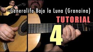 Arpeggio Exercise - 35 - Generalife Bajo la Luna (Granaina) by Paco de Lucia