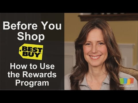 Best Buy How To Use The Rewards Program
