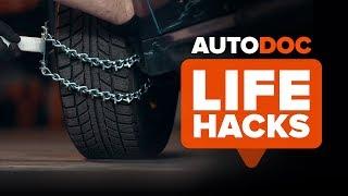 Tips om hur du underhåller din bil
