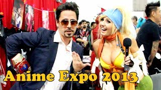 Anime Expo Cosplay Best Cosplay 2013 Edition