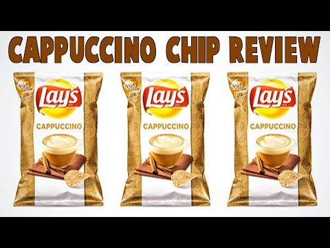 Lays Cappuccino Potato Chips #DoUsAFlavor 2014 | FreakEating Review 22