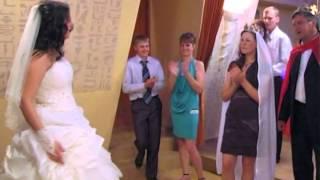 Свадебное видео в Саратове.Ведущая Любовь (отрывки)