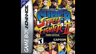 Super Street Fighter II Turbo Revival GBA - Chun-li (1080p/60fps)