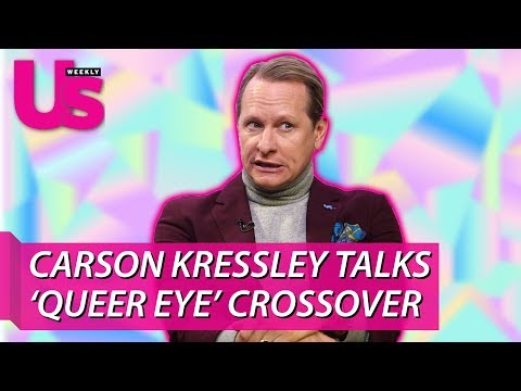 Carson Kressley Talks Possibility of a 'Queer Eye' Crossover