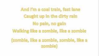 Jamie T-  Zombie (lyrics)
