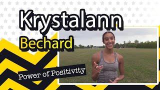 Power Of Positivity Krystalann Bechard