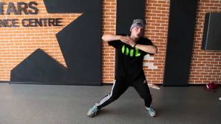 Pretty Ricky – Grind On Me.Hip Hop Choreography by Влад Лютенко.All Stars Workshop 10.2015