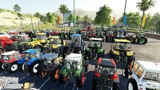 Ciągniki, Maszyny i Więcej!   Farming Simulator 19