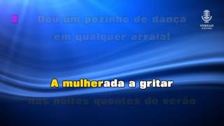 ♫ Karaoke BAILA A MEU LADO - Elena Correia ft. José Malhoa