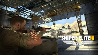 Sniper Elite 3 - PS4 - Multiplayer - Rat Run - 1080 [HD]