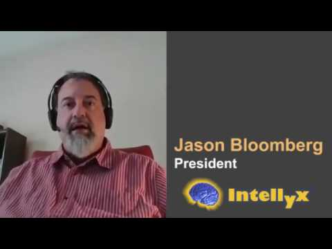 IT Operations Landscape Thought Leaders - Jason Bloomberg