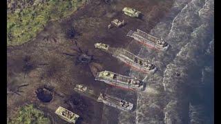 SUDDEN STRIKE 4 The Pacific War  - Final Battle of IWO JIMA   - WW2 Strategy Game
