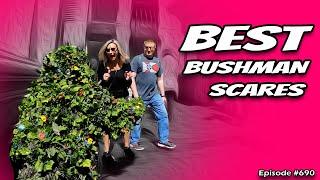 Best Bushman Scares prank #690