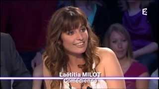Laetitia Milot - On n'est pas couché 4 mai 2013