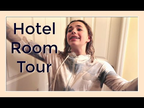 HOTEL ROOM TOUR: THE SUITE LIFE | Flippin' Katie
