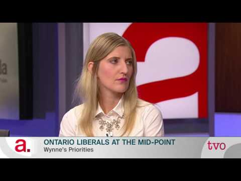 The Ontario Liberals at the Mid-Point