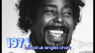 Top Songs of 1974 | #1s Official UK Singles Chart Video